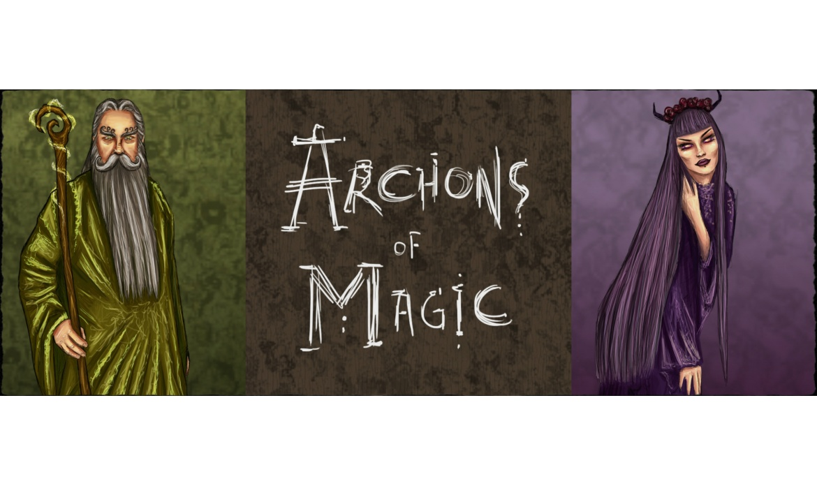 """What """"Archons of Magic"""" is all about?"""